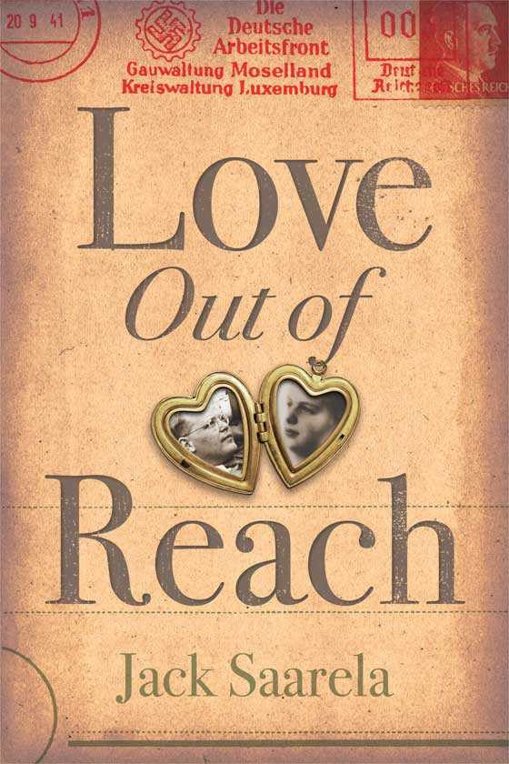 love out of reach book cover