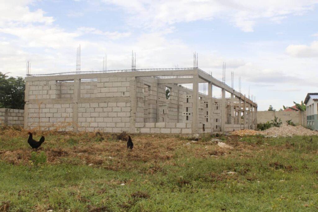 Haitian Sports Foundation - Trade School Construction