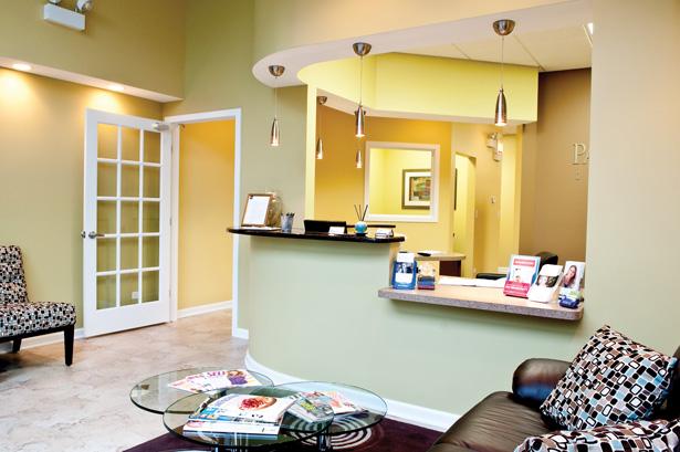 clinic park west dental chicago