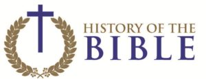 History of the Bible logo