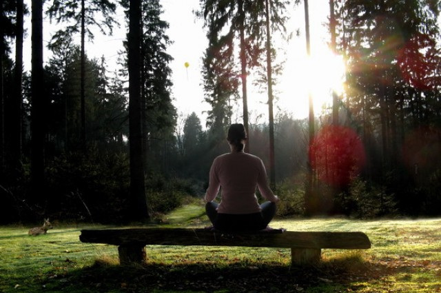 Study Suggests Meditation Can Alter Your Body On A Cellular Level