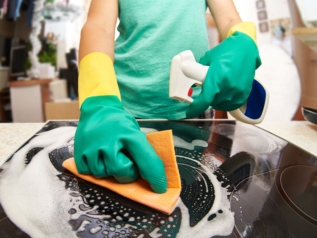 Step by Step House Cleaning Guide