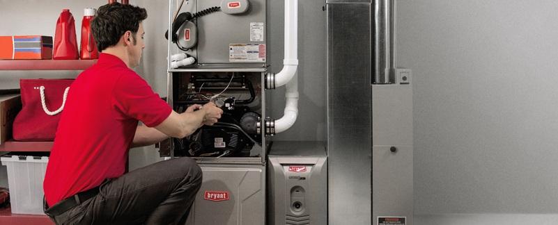 Chicago furnace installation