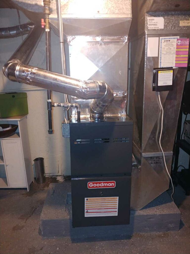 Reliable furnace installation services