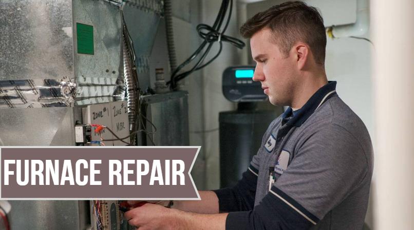 Furnace Repair Experts Working