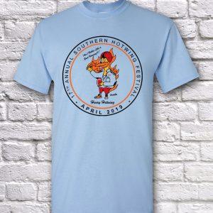 SHWF blue tshirt