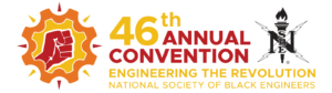 #NSBE46: Engineering the Revolution Logo