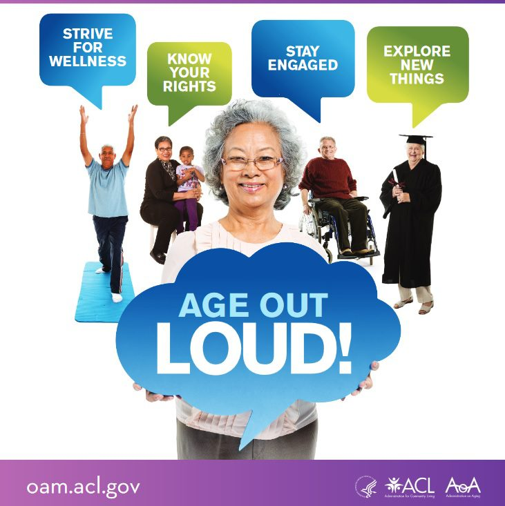 Age Out Loud