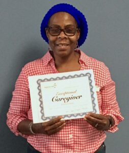 Caregiver Award