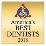 2018 Americas best Dentist Award