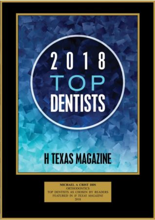 2018 Top Dentist Award