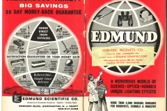 1972 ES Vintage Catalogue Cover