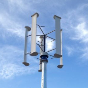 SAWT Vertical Axis Wind Turbine