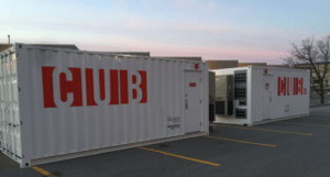 MOBISMART Containerized Power Storage Systems