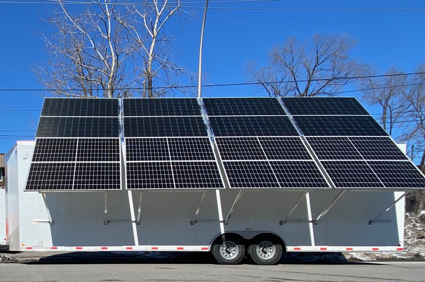 MOBIPOWER Off-Grid Containerized Power
