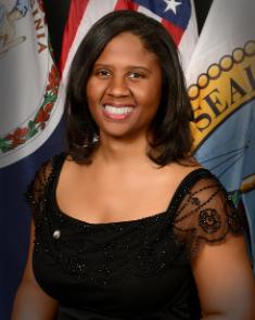 Prince William County Supervisor Margaret Franklin