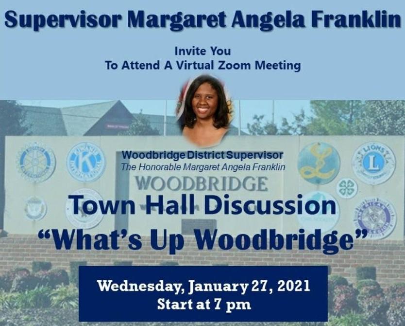 Prince William County Woodbridge Supervisor Margaret Franklin