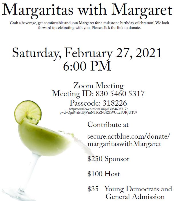 Margaritas With Margaret