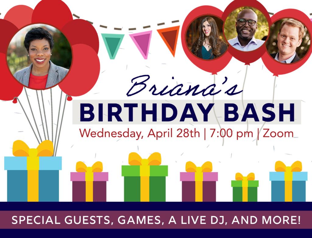 2021 Brianas Birthday Bash