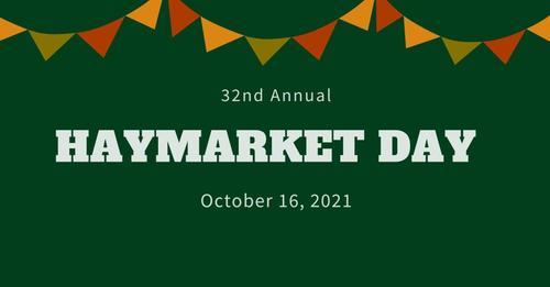 32nd Haymarket Day