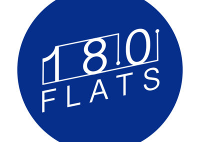 180Flats Logo