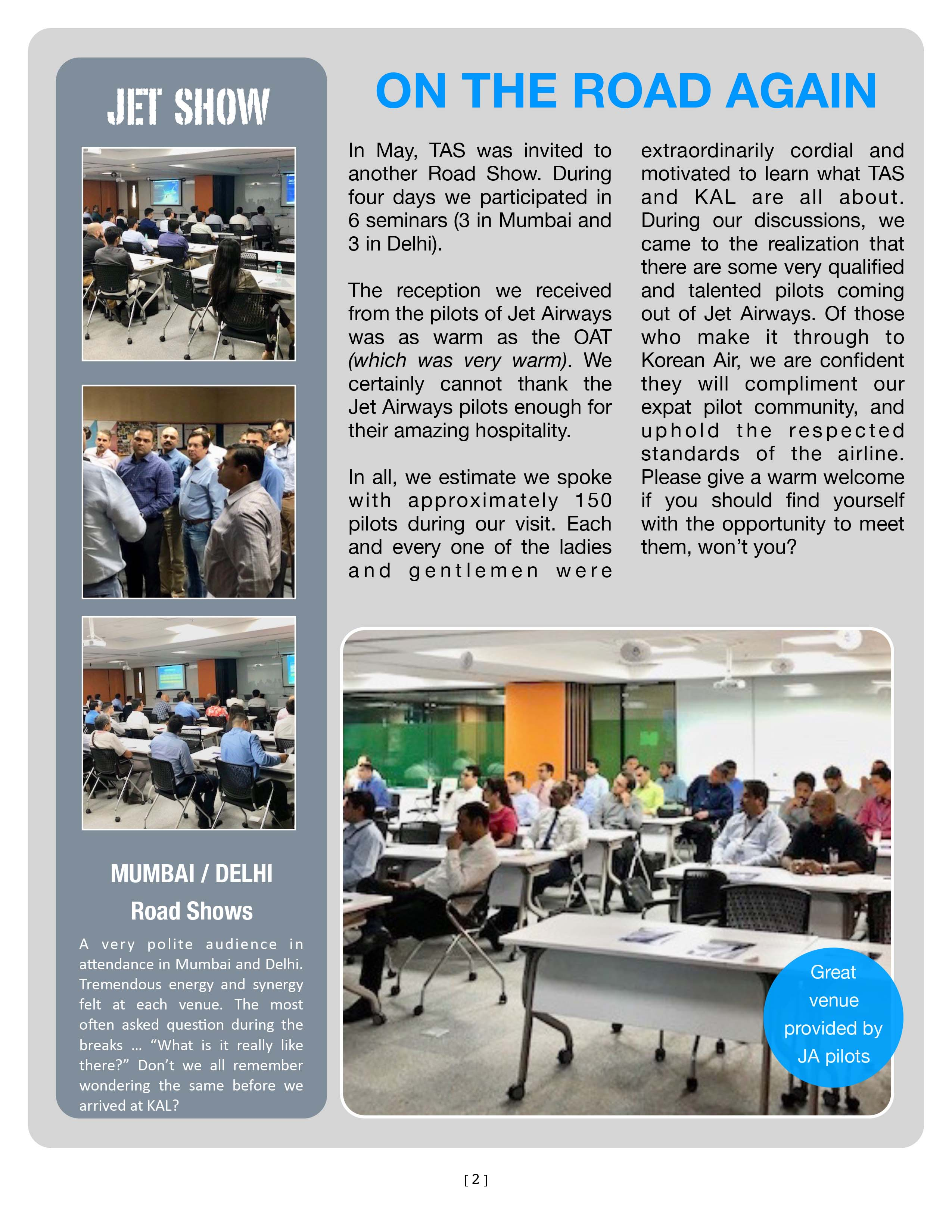 July Newsletter Page 2