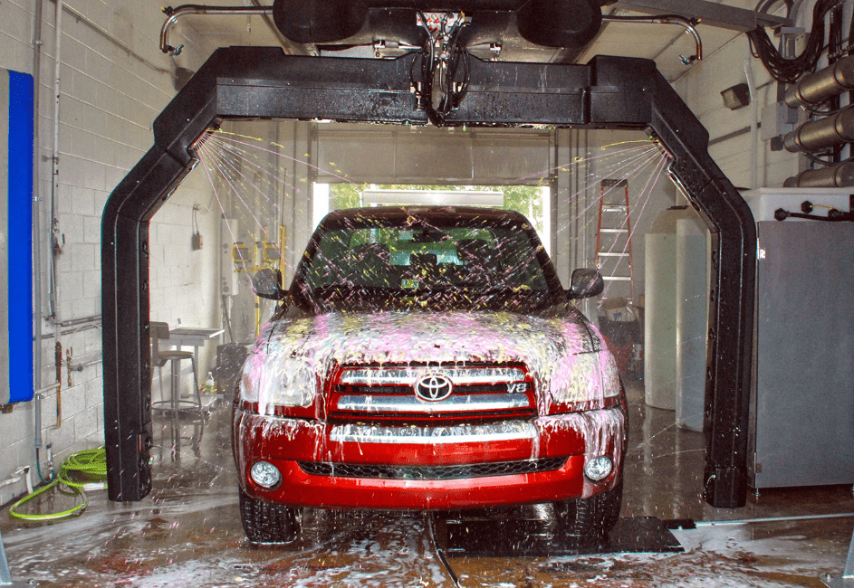 The Benefits of Running an Automatic Car Wash