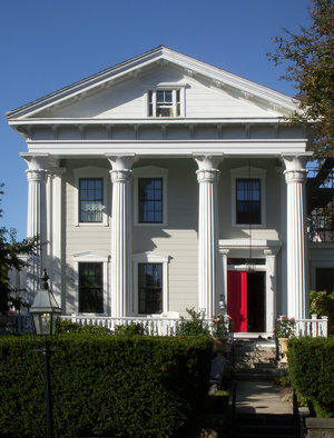 American Architectural History – Greek Revival