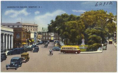 Washington Square: Heart of Newport Civic Life
