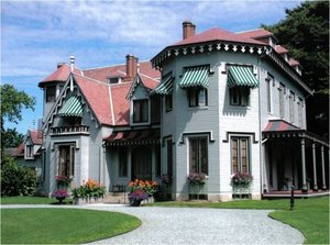 American Architectural History – Gothic Revival
