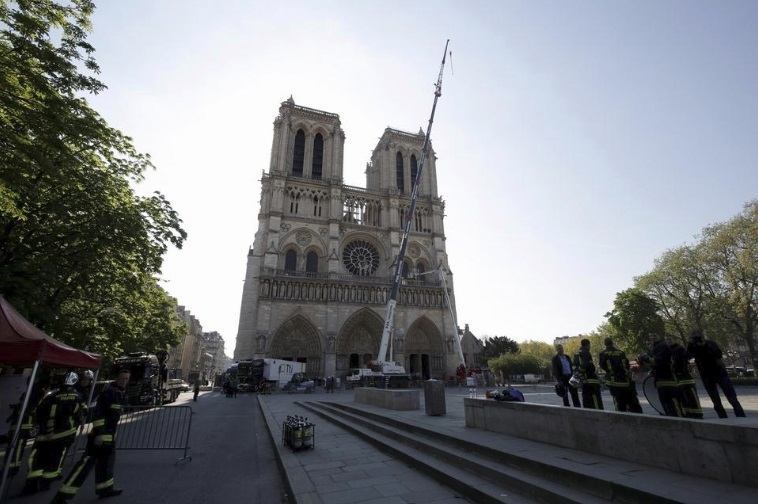 Notre Dame and the Importance of Architecture