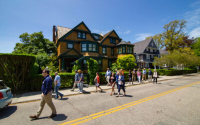 2019 Newport Architectural Symposium: The History and Architecture of Newport's Point
