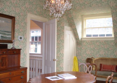 Lila Delman Real Estate Interior Small Conference Area