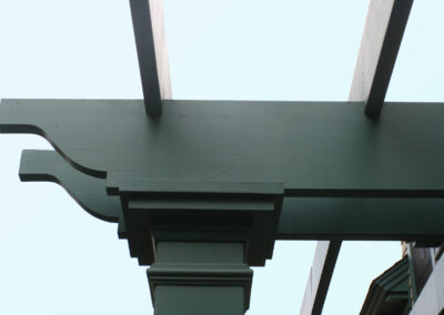 a4-architecture-Brown street-providence-LEED-silver-pergola-detail