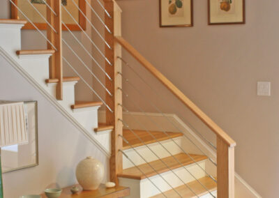 a4-architecture-Brown street-providence-LEED-silver-staircase