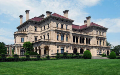 A History of Newport Architecture in Four Parts: The Gilded Age