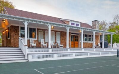 Conanicut Yacht Club Racquets Facility Named Hut of the Month by Platform Tennis Magazine