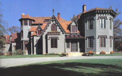 A History of Newport Architecture in Four Parts: Federalist & Early Victorian Era
