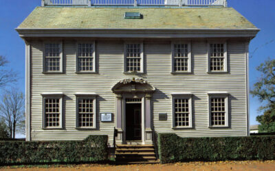 A History of Newport Architecture in Four Parts: Colonial Settlement