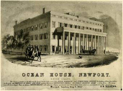 Newport's Lost Grand Hotels
