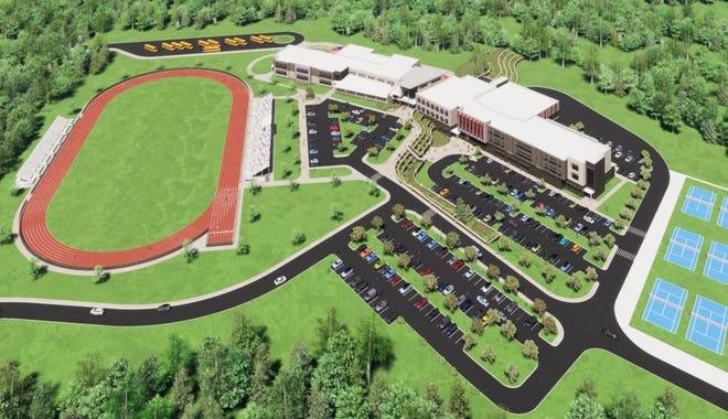 Newport School Buildings