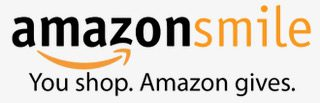 Amazon Smile logo for footer