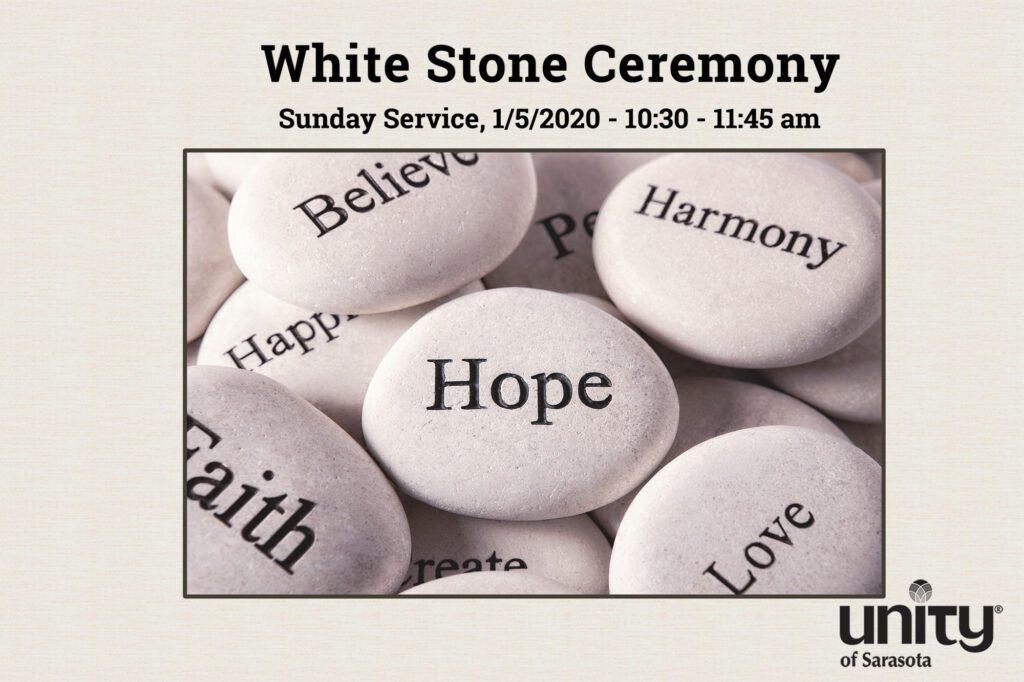 Sunday Service, 1/5/2020 – 10:30 am