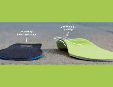 superfeet shape versus shoe liner