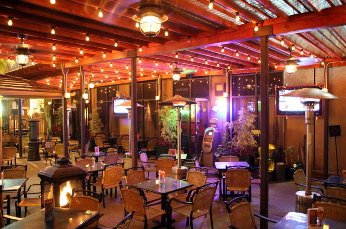 Glendale Hookah Lounge Pattio