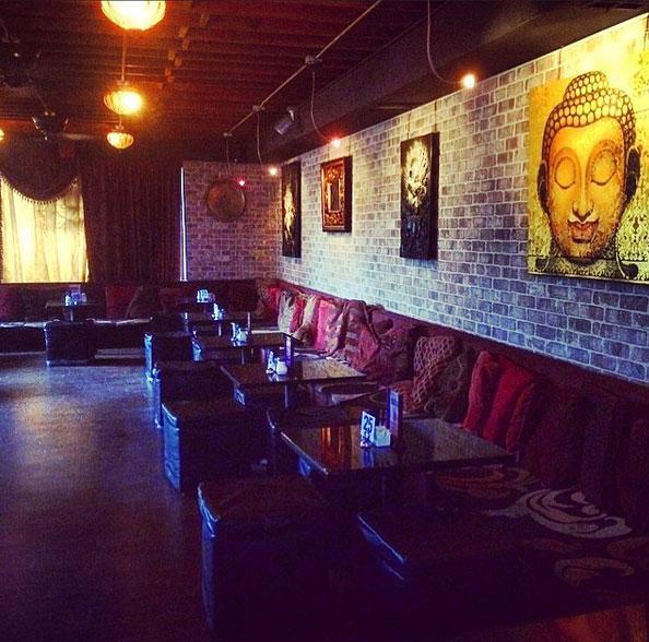 Hookah Lounge Area