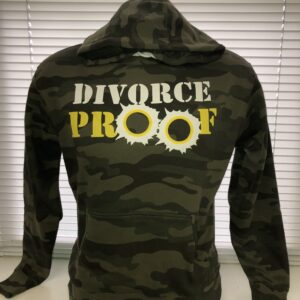 divorce proof hoodie