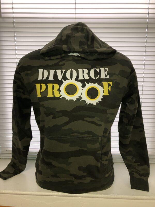 divorce proof hoodie