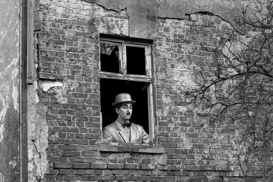 As I Began To Love Myself – A Poem By Charlie Chaplin