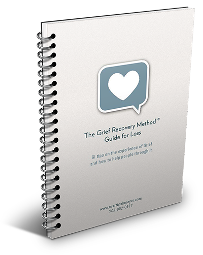 Grief Recovery Ebook